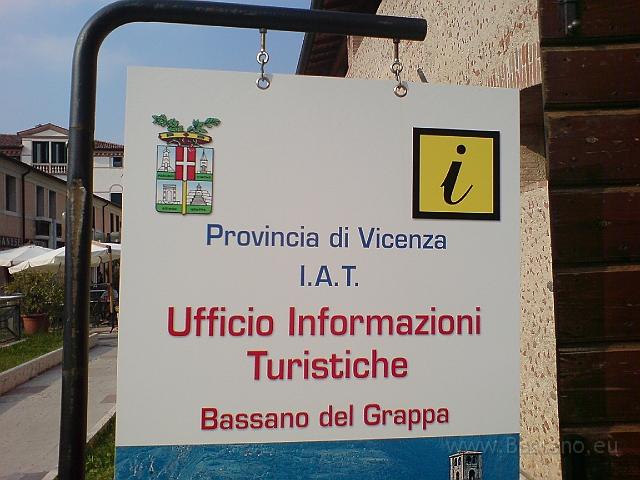 IAT Bassano del Grappa - APT Bassano - Ufficio Turistico - Ufficio Accoglienza Turistica Bassano